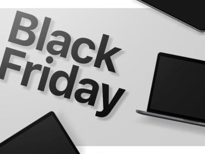 Black Friday Ad Styles