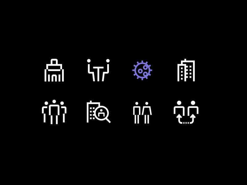 Menu Icons menu websites ui ux information architecture cancer website design information design icons responsive website icon website uxdesign uidesign