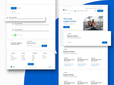 CAAT Pension Plan Website Redesign typography website web app uxdesign uidesign design holo tennis ui web ux