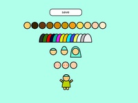 Some Character Customization :-)