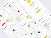Pick-ship Driver app