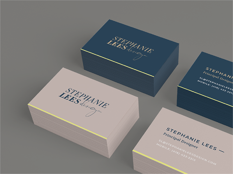 Business Cards For Interior Designer By Function Creative Co On Dribbble