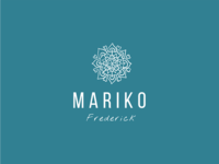 Logo for Mariko Frederick