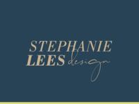 Logo Design For Stephanie Lees Design Interior Design Firm