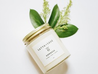 Candle Packaging for Satya + Sage
