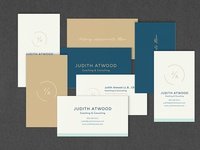 Judith Atwood Business Cards