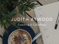 Website Banner for Judith Atwood