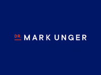 Wordmark for Dr. Mark Unger
