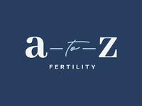 A To Z Fertility Logo