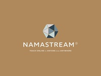 Namastream Logo and Icon