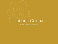 Logo and icon design for Tatjana Gorina