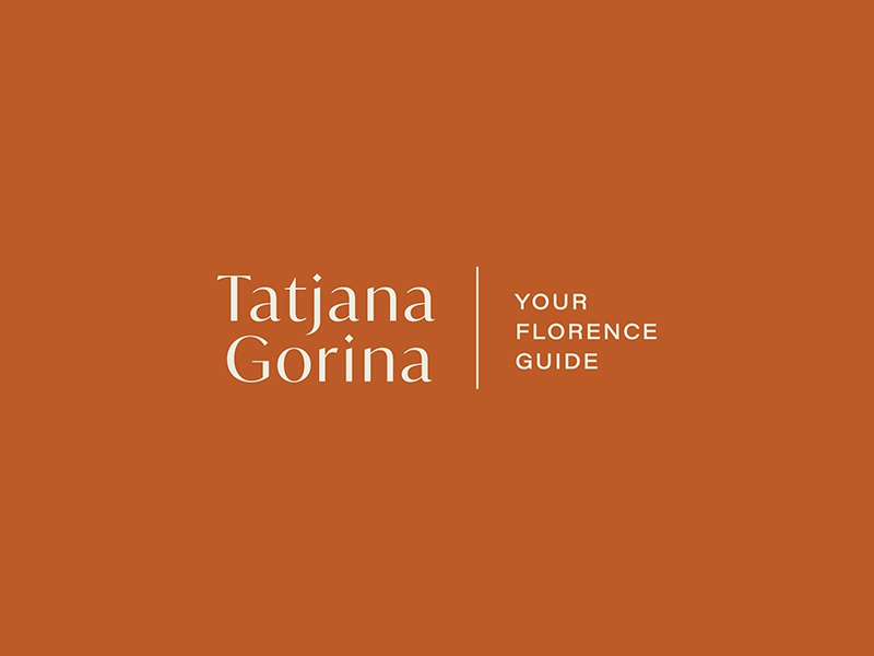 Tatjana Gorina Wordmark wordmark logo wordmark design logo small business graphic design logo design brand design brand identity branding