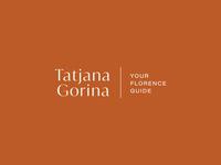 Tatjana Gorina Wordmark