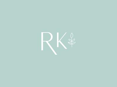 Ruby Knafo Submark submark icon design design logo small business graphic design logo design brand design brand identity branding