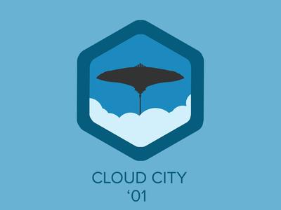 Cloud City Badge