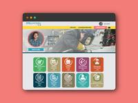 CTAE Portfolio Website Design