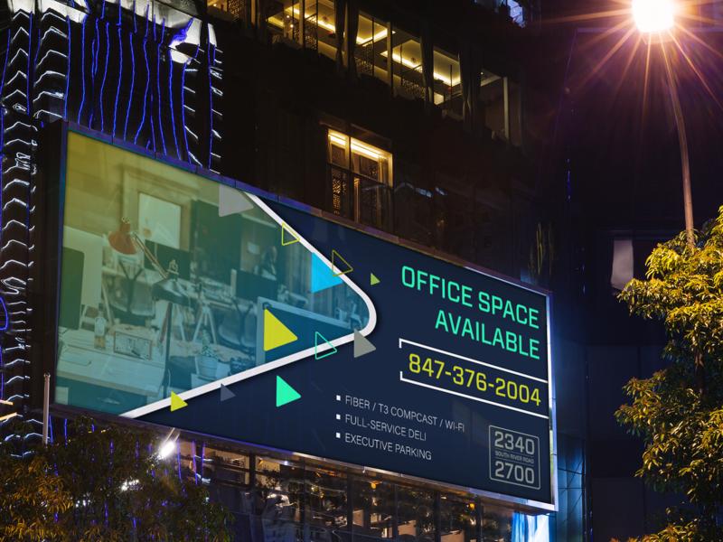 BillBoard design for Ad Placement design billboard graphic design