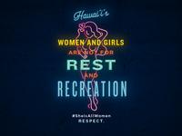 #SheIsAllWomen Poster