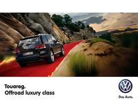 Billboard Campaign for Volkswagen Romania