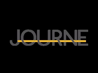 Journe Logo Process design vector logo brand process rejected