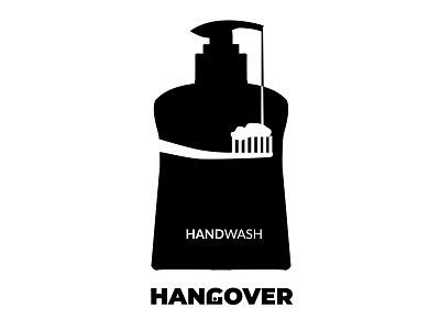 Hangover graphicdesigner designer minimalillustration minimalart minimalism typography design typography art typogaphy typo bold vectorart uidesign minimal art vector design graphic design illustration