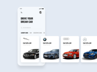 Self-Driving Car Rental App