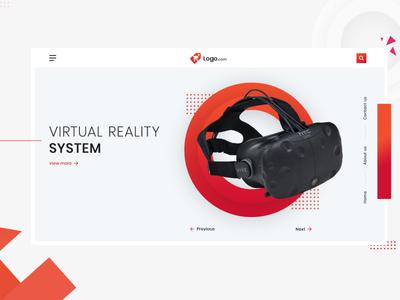 Website Hompage Design