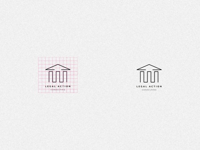 Legal Action | Logo Design
