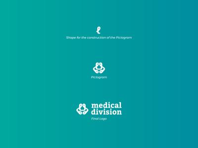 Medical Division   Logo Design