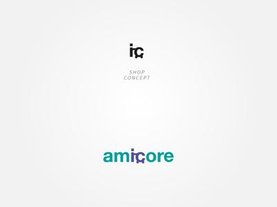 Amicore | Brand Identity