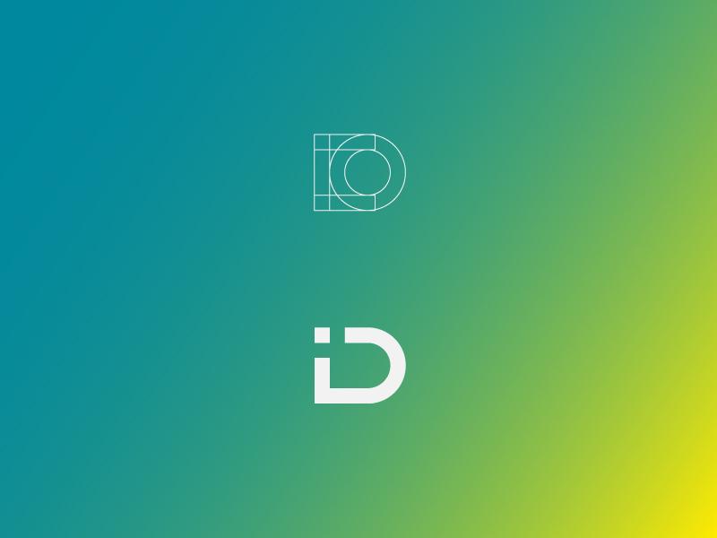 iD   Pictogram ux ui icon inspiration design forms grid design grid system inspiration logo design symbol illustration branding inspiration visual identity visual pictogram logotype brand and identity brand logo design logo design