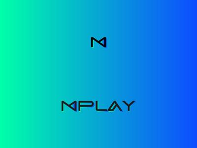 MPLAY   Logo Design