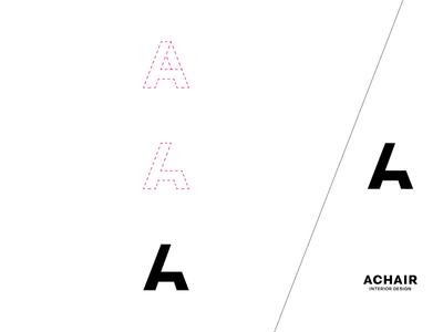 ACHAIR   Logo Design