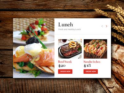 Lunch - Menu lunch menu restaurant food