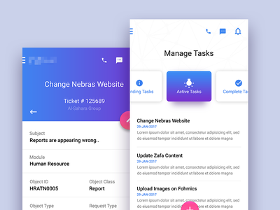 WIP | Task Management wip support task ux ui android clean