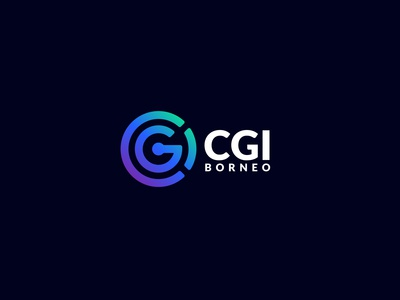 CGI Borneo Logo