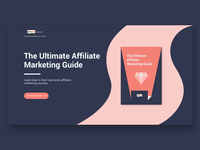 The Ultimate Affiliate Marketing Guide landing page