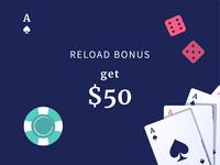 Games and Gambling landing page
