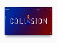 web set(Sphere Collision)