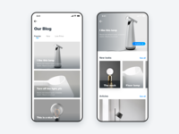 An e-commerce app