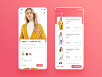 E Commerce app UI 2