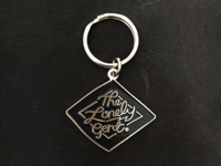 The Lonely Gent keychain
