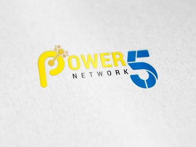 Power Network Logo ui ux creative logo flyer letter branding design typography illustration power button card logo vector network power