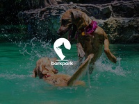 Bark park Logo