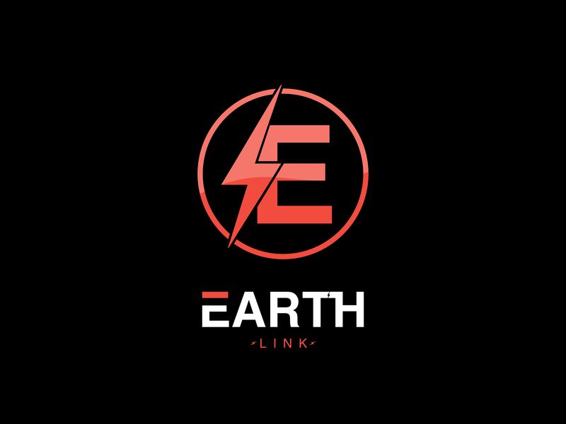 Logo elegant website house creative electricity bold power electric typography photography logomark illustration letter icon vector branding design logo