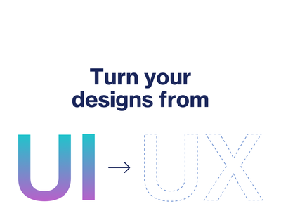 From UI to UX help mentoronline advice instructions simple tips teach onlinelesson ux ui