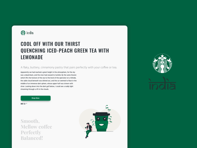 Starbucks Composition