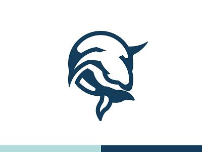 Backflipper Logo identity identity design branding design logo design logodesign logos dolphins dolphin illustrator modern logo logomark branding logo