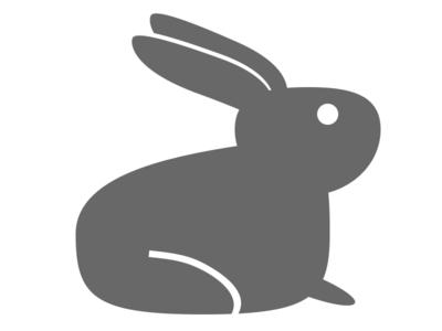 Bunn sketch vector bunny rabbit