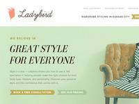 Ladybird Homepage